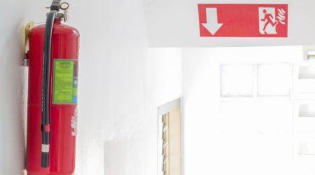 Paneles de proteccion de incendios